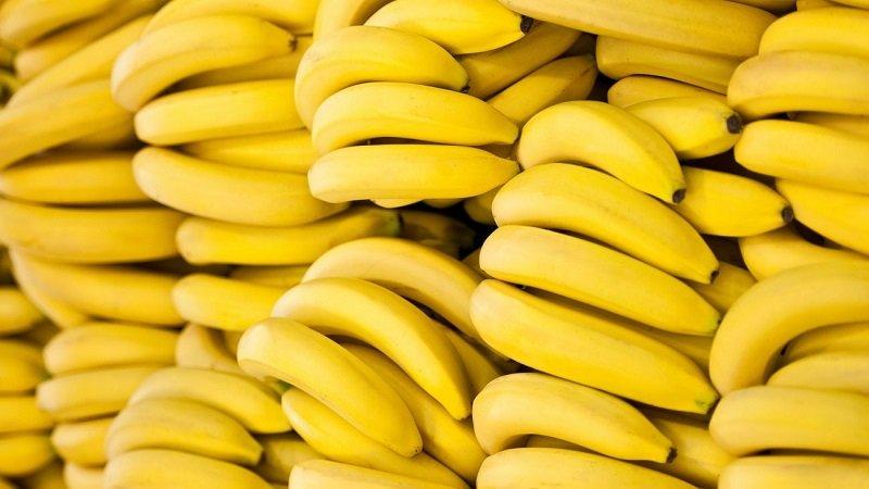 Поживна бананова маска з ефектом ботокса
