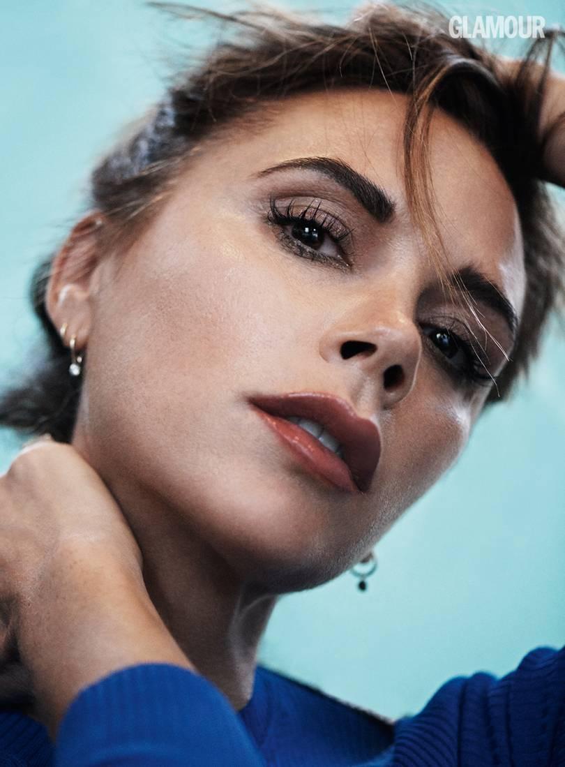 «Да, у меня есть морщины, и это нормально», — Виктория Бекхэм дала интервью о возрасте и красоте