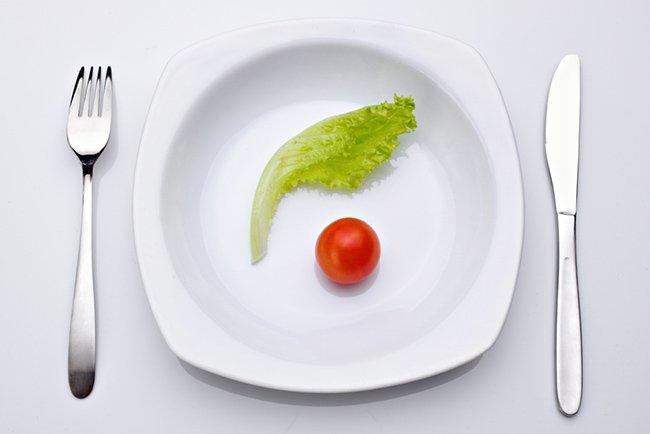Жесткие диеты не несут в себе пользу для здоровья