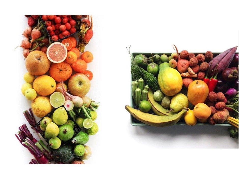 3. Овочі